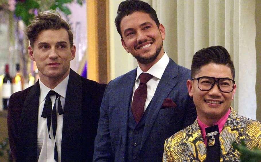 netflix say i do three hosts gay wedding same-sex couples