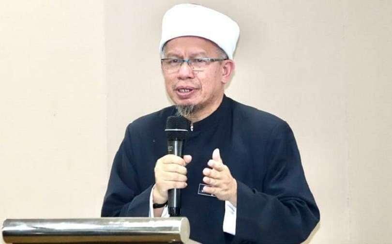 malaysia religious affairs minister Zulkifli Mohamad Al-Bakri
