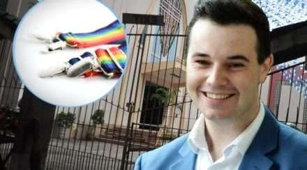 rainbow suspenders discrimination in schools