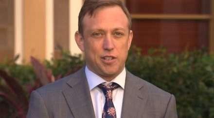 queensland deputy premier health minister steven miles