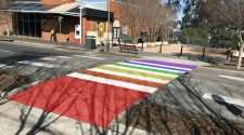 blue mountains rainbow crossing