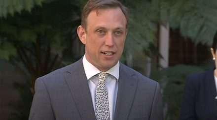 queensland health minister deputy premier steven miles conversion therapy gay transgender bill