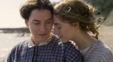 ammonite kate winslet Saiorse ronan movie trailer lesbian drama