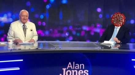 dear alan jones not the bloody flu