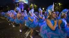 mardi gras anz community grant parade marchers