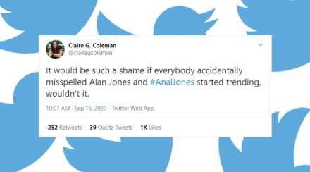 #analjones Claire G. Coleman