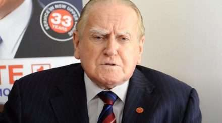Fred Nile christian democratic party