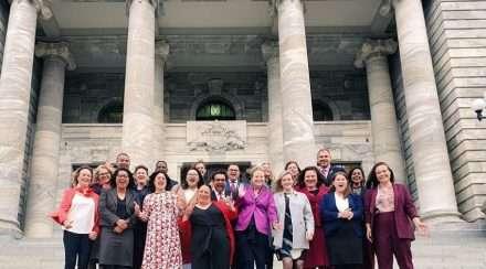 new zealand parliament election labour