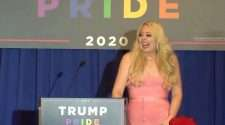 tiffany trump pride event