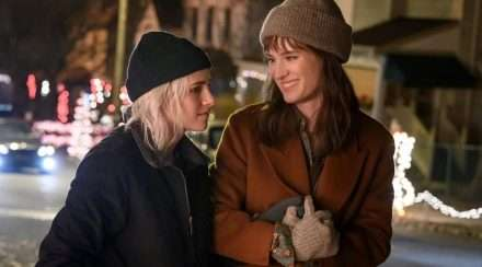 happiest season kristen stewart lesbian movie rom-com