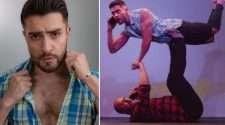 smiley backdock arts theatre brisbane spain play gay romantic comedy