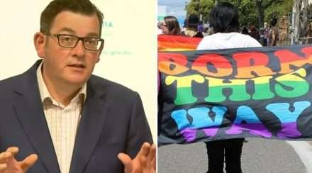 daniel andrews victorian government conversion therapy