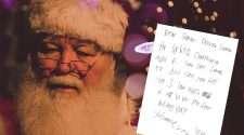 santa claus letter santa