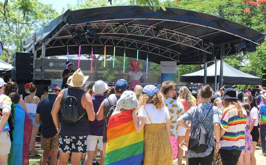brisbane pride fair day