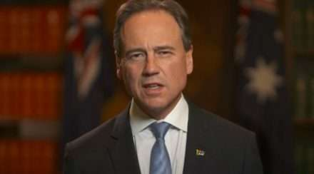 greg hunt health minister world aids day