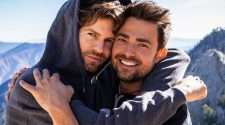 jonathan bennett mean girls actor gay marriage proposal boyfriend jaymes vaughan instagram