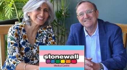 stonewall medical centre graham nielsen fabiola martin transgender gender diverse tele-sexual health