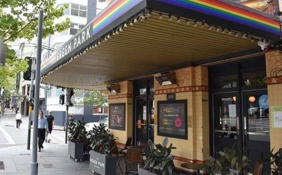 green park hotel petition darlinghurst st vincent's hospital