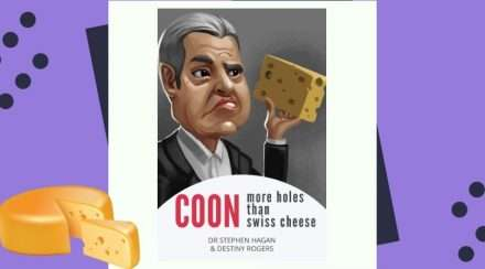 coon cheese dr stephen hagan