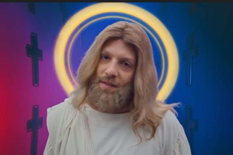 firebombed gay jesus filmmakers christmas 2020 porta dos fundo
