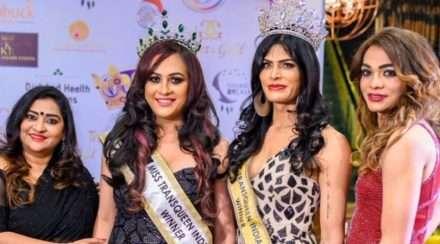 Miss Transqueen India