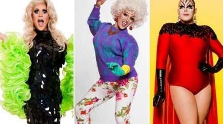 rupaul's drag race australia brisbane drag queens