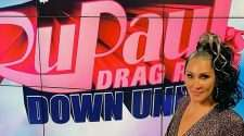 michelle visage rupaul's drag race down under australia new zealand