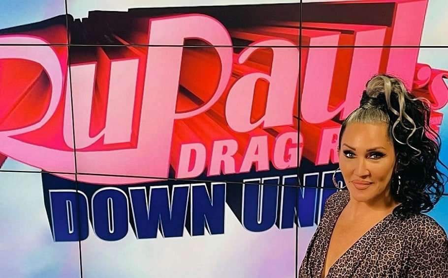 michelle visage rupaul's drag race down under australia new zealand