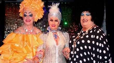 sportsman hotel drag hall of fame 2021 tara ra boom deay hazel labelle sue wridge