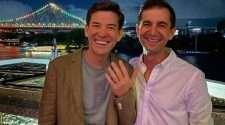 trevor evans mp brisbane gay boyfriend partner engaged same-sex marriage