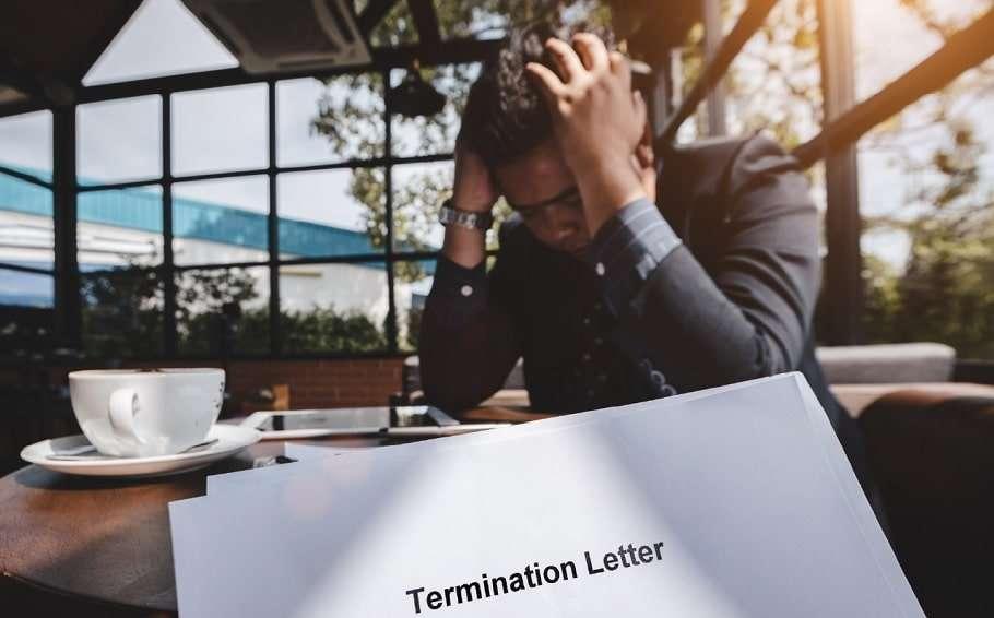 unfair dismissal rights at work ir claims discrimination fair work termination letter