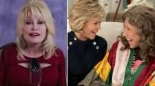 dolly parton grace and frankie
