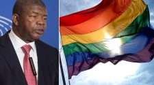 angola african nation homosexuality decriminalise rainbow flag