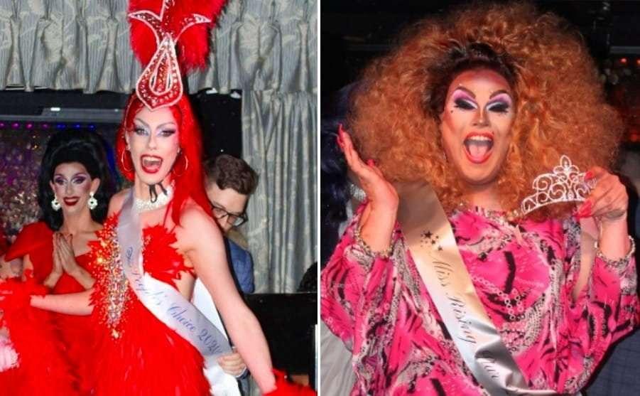 lexa pro martini ice miss sportsman hotel drag queen