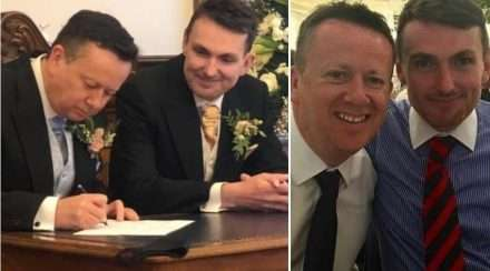 gay man terminal cancer assisted death same-sex marriage