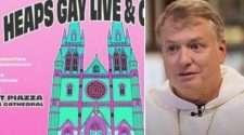 catholic archbishop heaps gay concert