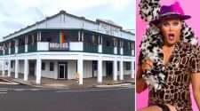 post office hotel queensland mardi gras cloncurry queensland