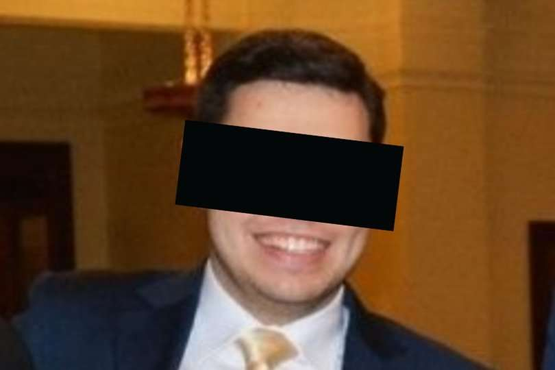 alleged parliament house rapist