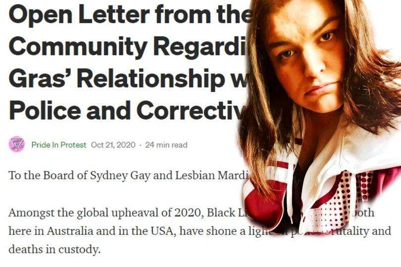 pride in protest sglmg sydney gay and lesbian