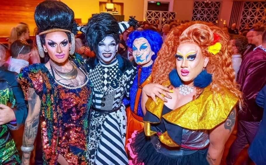queens ball awards drag queen gayleen tuckwood chocolate boxx