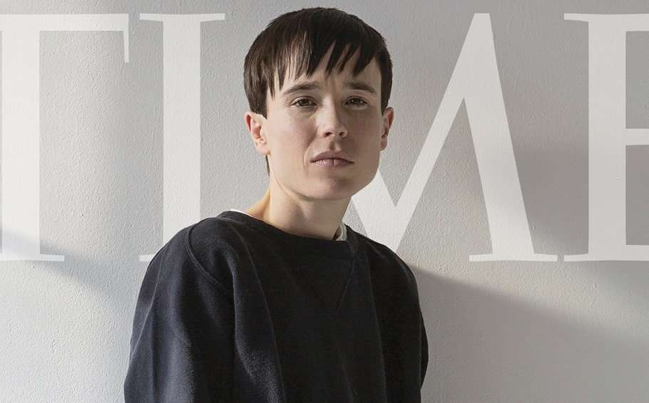 elliot page time magazine