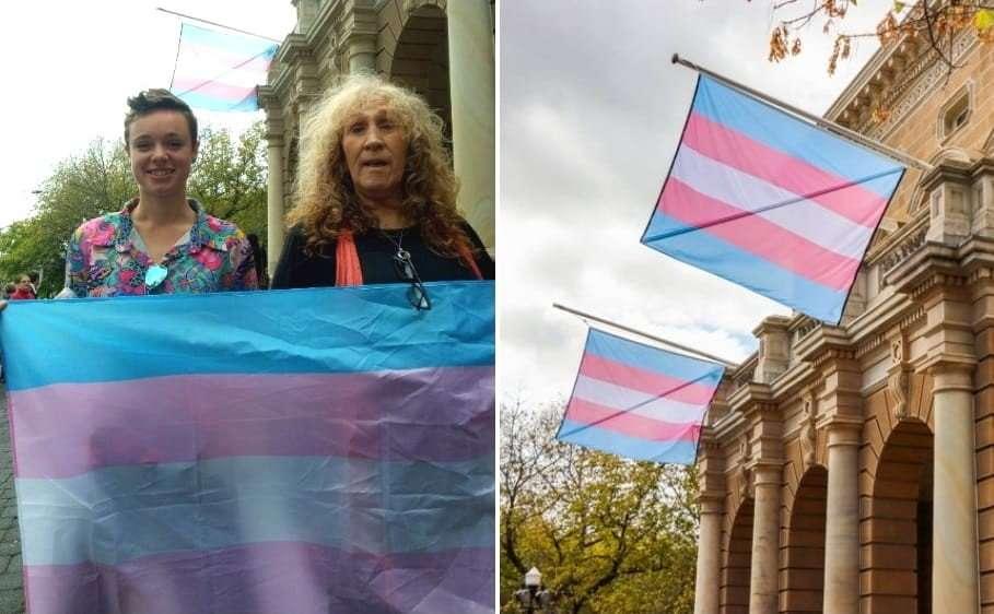 transgender day of visibility hobart city council tasmania