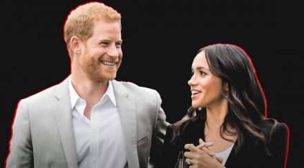 IR Claims Family Harry and Meghan