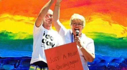 rainbow mum acute leukemia