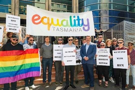ben jago we stand with ben tasmanian coroner