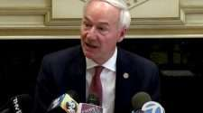 arkansas governor asa hutchinson transgender healthcare