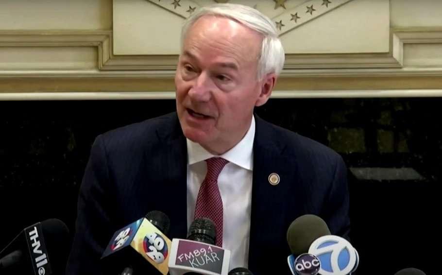 arkansas governor asa hutchinson transgender healthcare