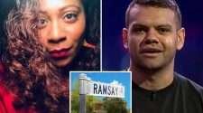 neighbours stars racism homophobia Shareena Clanton Meyne Wyatt