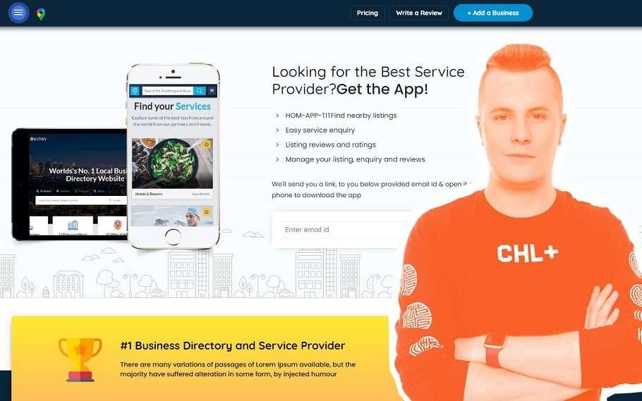 luke farrell web developer tech company list local sam huth positions available