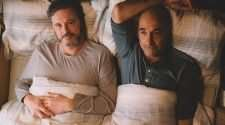 supernova movie gay drama stanley tucci colin firth gay couple